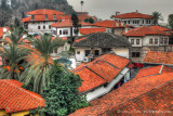 View over Antalya
