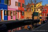 Venetian Lagoon - Burano Island