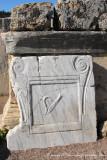 Roman shop sign - Perge