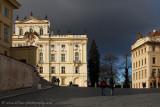 Archbishop's Palace and Prague Castle