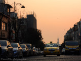 Early morning in Sultanahmet street