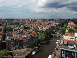 view from the Westerkerk