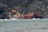 Vernazza seen from Monterosso