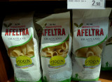 Pasta di Gragnano - Afeltra - Vera Napoli - only few Dimes