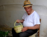The man of baskets