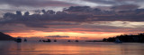 Coles Bay Sunset