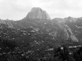 Le Bau de Bartagne depuis la route qui monte au plan d'Aups