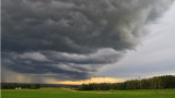 Pigeon Lake Storm Cloud one