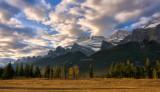 Along the Trans Canada near Banff