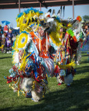 Ermineskin Cree Nation Annual Pow Wow July 2012