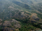 Hills around Abuja