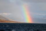 Arctic rainbow...