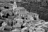 Albarracín B&W