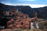 Albarracin, seen from its wall