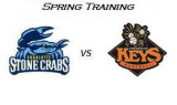 Spring Training: Charlotte Stone Crabs at Frederick Keys (3/17/11)