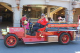Main Street Fire Engine