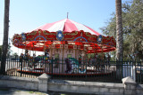 Antique Carousel at Davonport Park