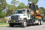 Florida Division of Forestry (Tractor Transport)