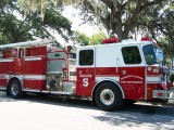 Sarasota County (FL) Fire Department (Engine 5)