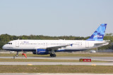 Airbus A320 (N760JB) The Blues Were Made For Flying