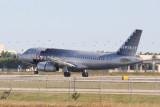 Airbus A319 (N509NK)