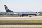 Boeing 737-400 (N418US)