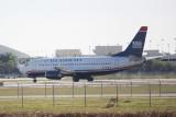 Boeing 737-400 (N516AU)
