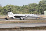 Learjet 60 (N424KW)