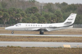 Cessna 560 Citation 5 (N6NY)