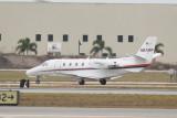 Cessna Citation Excel (N871RF)