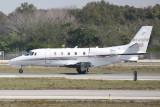 Cessna Citation Excel (N560CR)