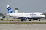 Airbus A320 (N527JL) Blue Bayou