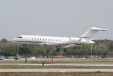 Bombardier Global Express (N376G)