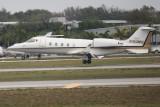 Learjet 60 (N160MG)