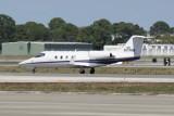 Learjet 55 (N717AM)