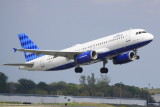 Airbus A320 (N519JB) It Has To Be Blue