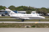 Raytheon Hawker 800 (N752CS)