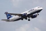 Airbus A320 (N633JB) Major Blue