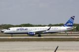 Embraer 190 (N348JB) Mystic Blue