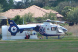 Eurocopter EC135 (N134AM)