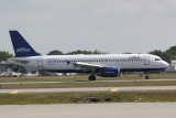 Airbus A320 (N523JB) Born To Be Blue