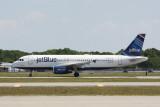 Airbus A320 (N653JB) Breath Of Fresh Blue