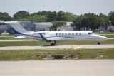 Learjet 45 (N741E)