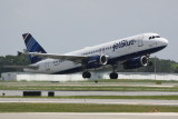 Airbus A320 (N597JB) For the Love of Blue