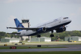 Airbus A320 (N627JB) A Friend Like Blue
