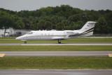 Learjet 55 (N155SJ)