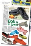 Feb 24 2011 Bob is in Town