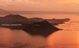 Tagaytay sunset, Taal