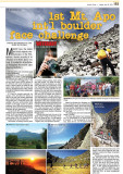 Mount Apo Boulder Challenge