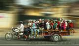 Vehicle in Phnom Penh